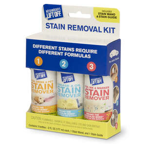 Motsenbocker's  Lift Off  Stain Removal Kit  No Scent Liquid  2 oz.
