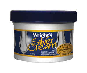 Wrights  Mild Scent Silver Polish  8 oz. Cream