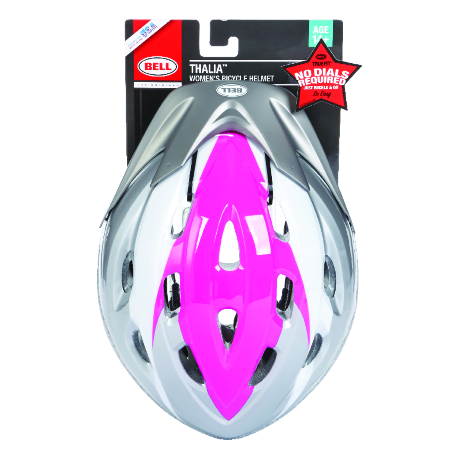 Bell Sports  Thalia  Polycarbonate  Bicycle Helmet