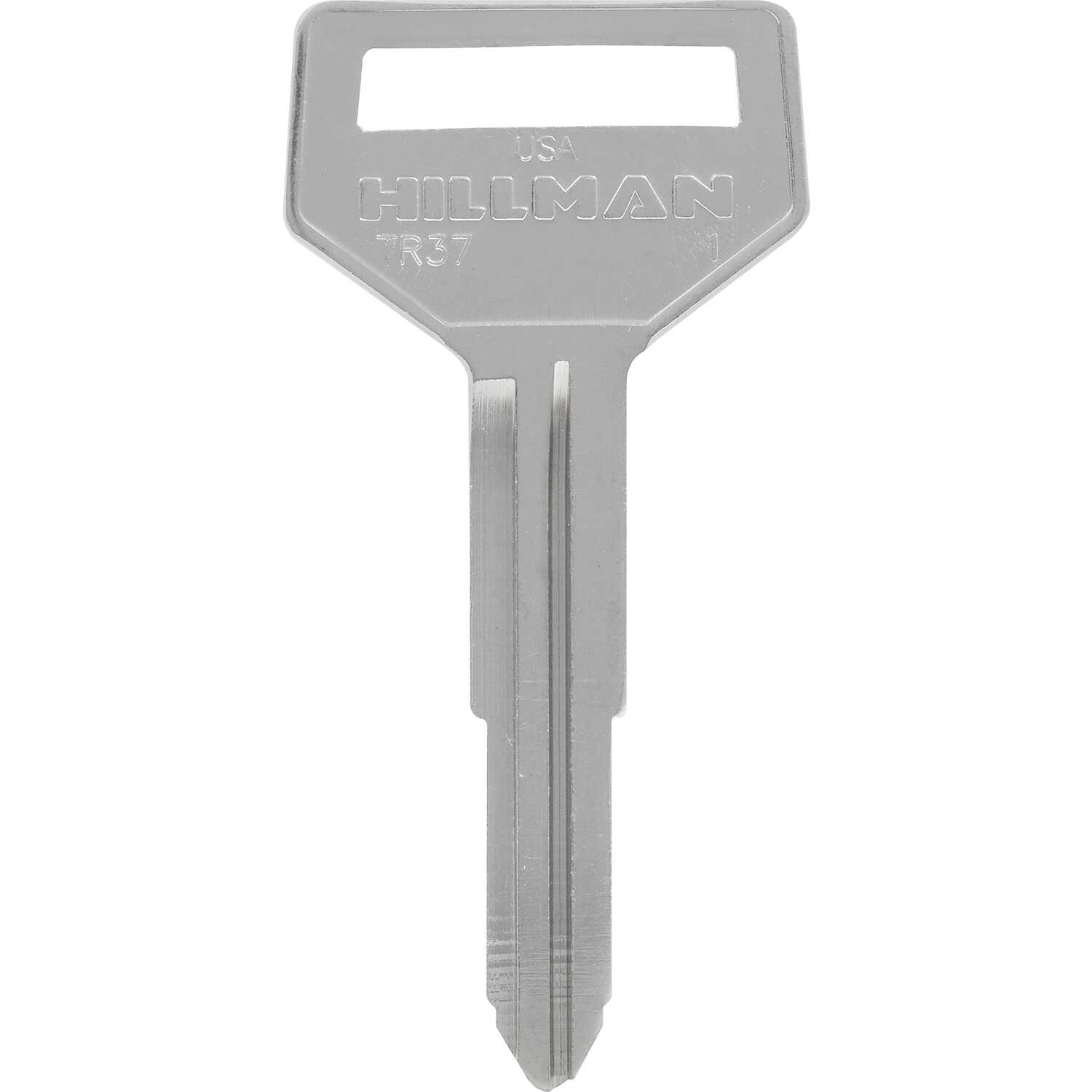 HILLMAN  Automotive  Universal Key Blank  Double sided For Toyota