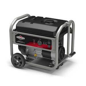 Briggs & Stratton  PowerBuilt  Portable Generator  3500 watts