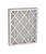 BestAir  24 in. W x 24 in. H x 4 in. D 8 MERV Pleated Air Filter
