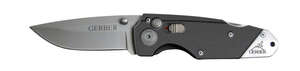Gerber  Obsidian  Black  440 Stainless Steel  7.06 in. Multi-Function Knife