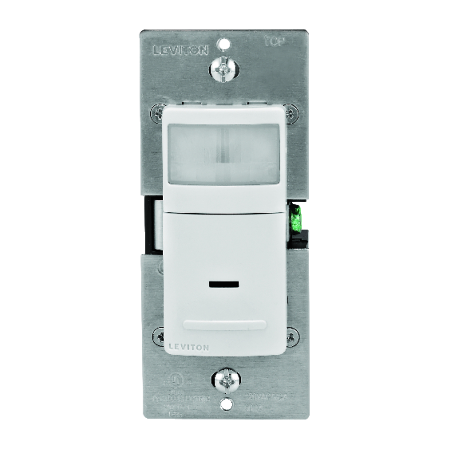 Leviton Occupancy Switch 1 pk White Motion Sensor - Ace Hardware