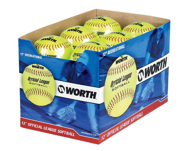 Worth  Official  12 in. Softball