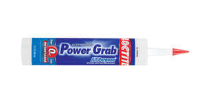 Loctite  Power Grab All Purpose  Paste  Construction Adhesives  9 oz.