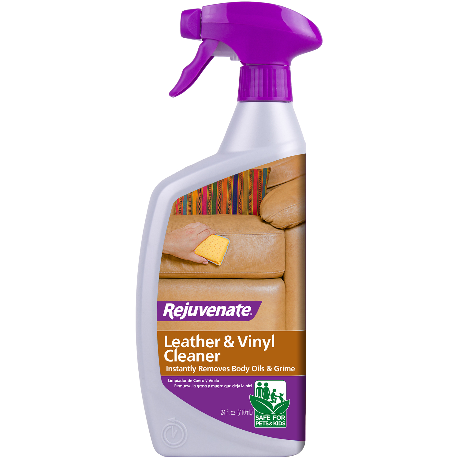 Rejuvenate  Leather Cleaner  24 oz.