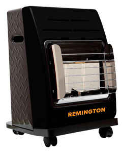 Remington  18000 BTU/hr. 450 sq. ft. Radiant  Propane  Heater