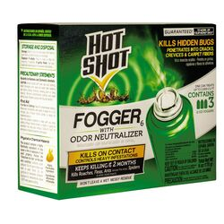 Hot Shot  Fog  Insect Killer  2 oz.