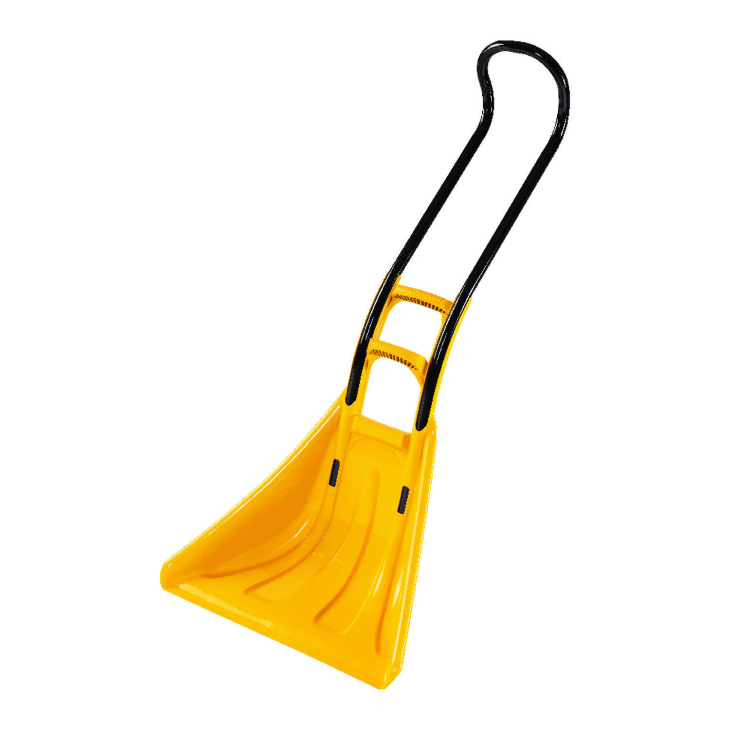 True Temper  SnoBoss  Poly  24 in. W x 56.28 in. L Shovel