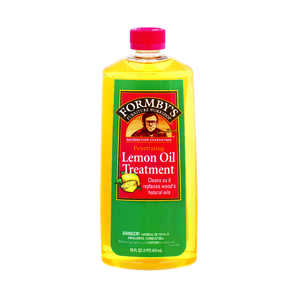 Formby's  Furniture Workshop  Lemon Scent Lemon Oil  16 oz. Liquid
