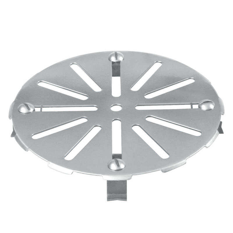 Sioux Chief  Gripper  7-1/4 in. Round  Floor Drain Cover