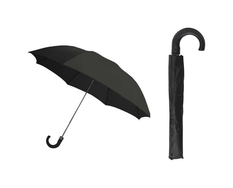 Rainbrella  Black  Umbrella