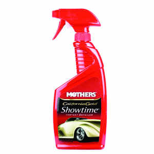 Mothers  California Gold Showtime  Liquid  Automobile Polish  16 oz. For All Paint Types