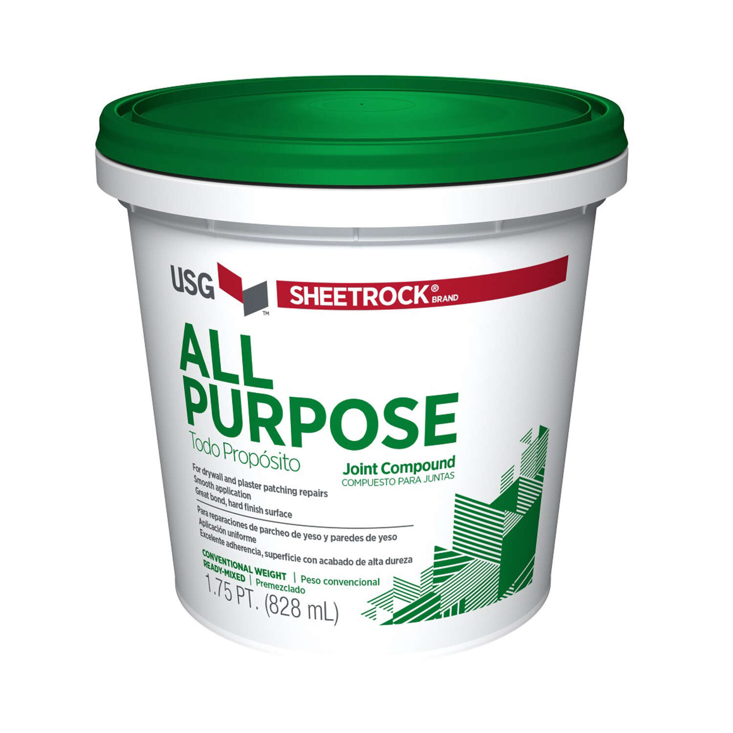 Sheetrock White All Purpose Joint Compound 1.75 pt.