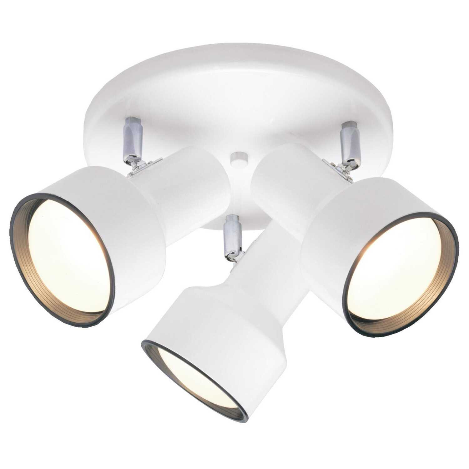 Westinghouse  8-1/4 in. H x 10-3/16 in. L x 10-1/8 in. W Ceiling Light