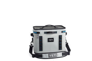 YETI  Hopper Flip 18  Cooler Bag  Blue/Gray