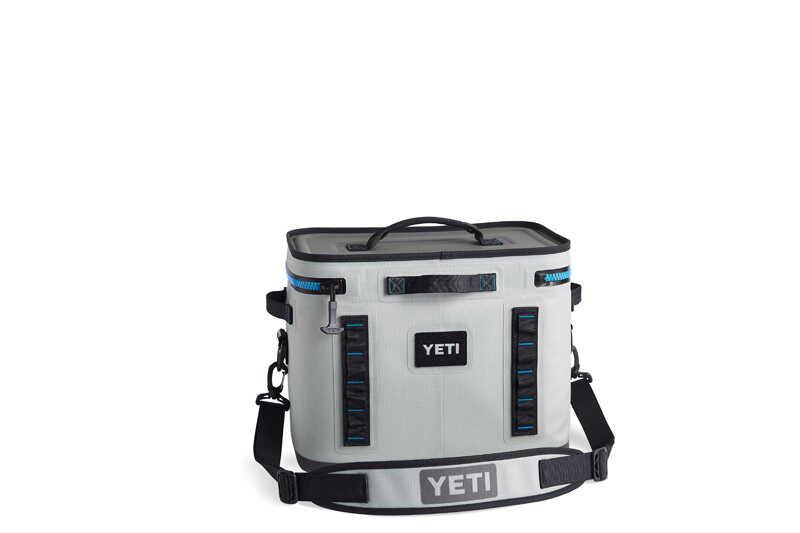 YETI Hopper Flip 18 Cooler Bag Blue/Gray - Ace Hardware