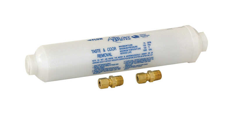 Eastman  EZ-FLO  In-Line Water Filter  Compression