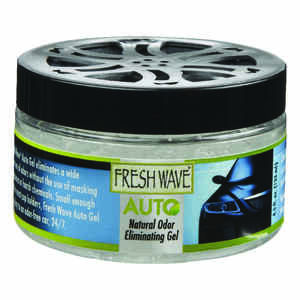 Fresh Wave  No Scent 4.5 oz. Car Gel  Gel