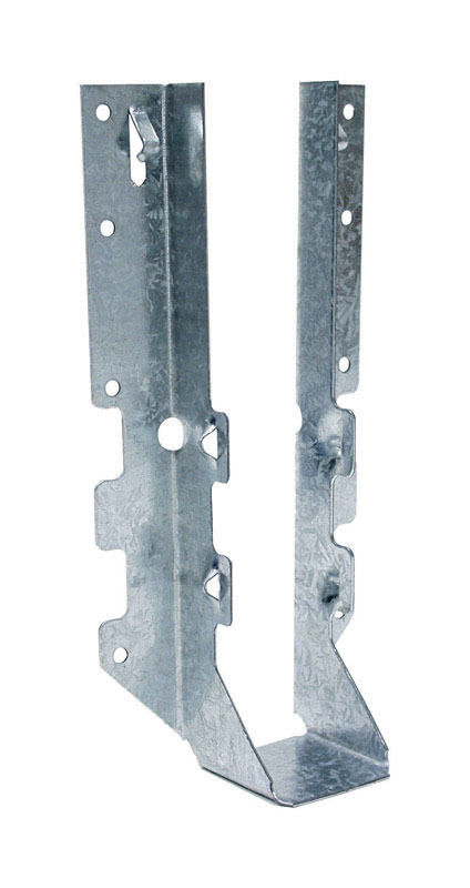 Simpson Strong-Tie  3.56 in. W x 2 in. H Galvanized Steel  Joist Hanger  18 Ga.