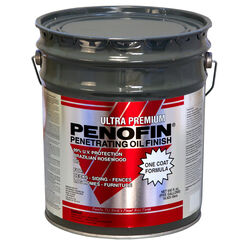 Penofin  Ultra Premium  Transparent  Red  Oil  Penetrating Wood Finish  5 gal.