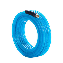 Craftsman  50 ft. L x 1/4 in. Dia. Polyurethane  Air Hose  300 psi Blue