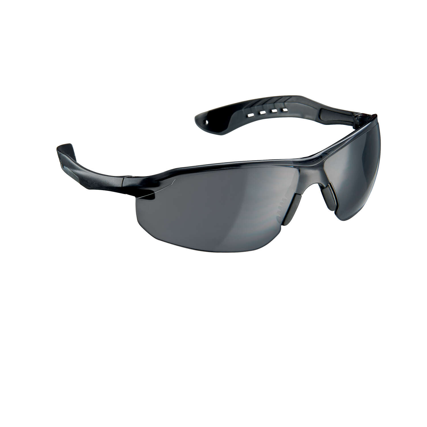 3M  Black  Gray  Safety Glasses  1