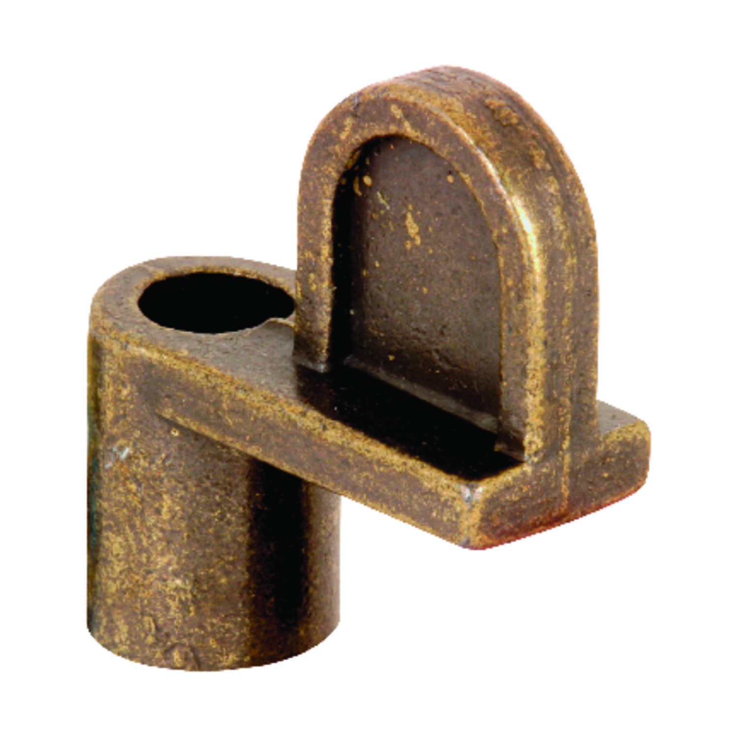 Prime-Line  Painted  Bronze  Metal/Plastic  Screen Clip  For 3/8 inch 12 pk