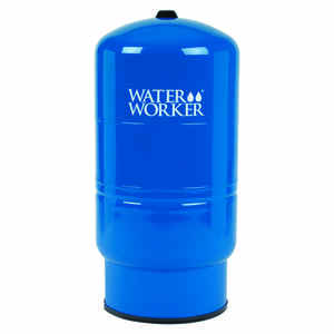 Water Worker  32  Pre-Charged Vertical Pressure Well Tank  FPT