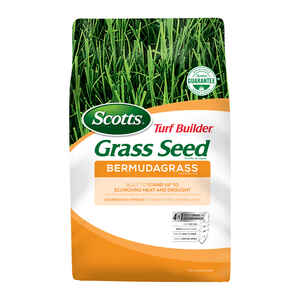 Scotts  Turf Builder  Bermuda  Grass Seed  5 lb.