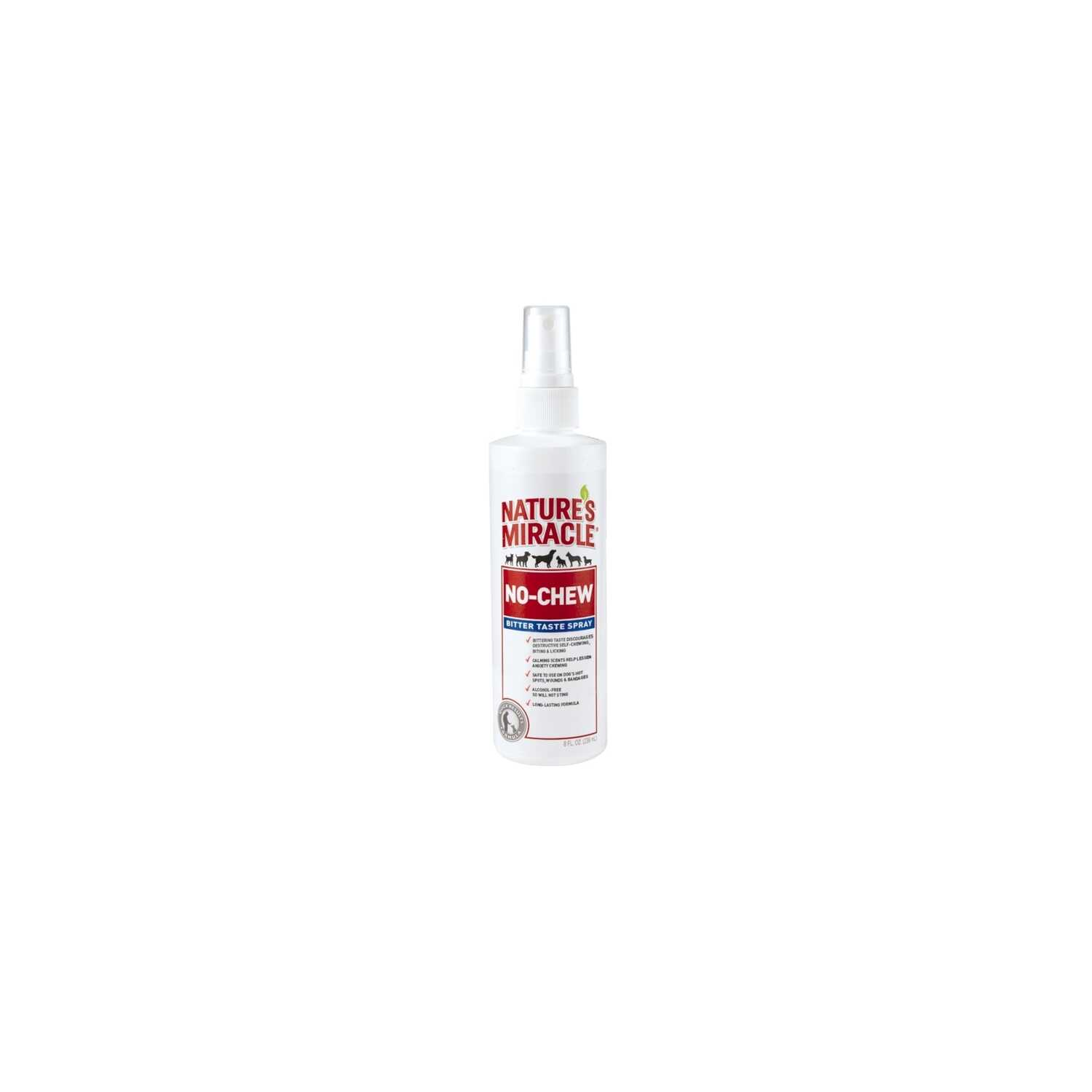 Nature's Miracle  Dog  Bitter Taste Spray  8 oz.