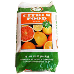 Arizona's Best  Citrus  Granules  Plant Food  20 lb.