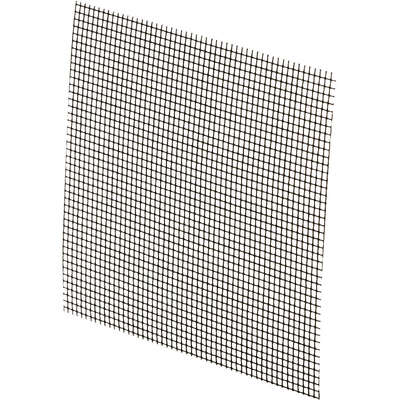 Prime-Line  Gray  Fiberglass  Screen Repair Patch  3 in. W x 3 in. L 5 pk