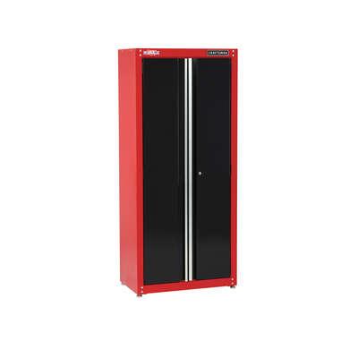 Steel Storage Cabinet Ace Hardware, Craftsman 72 2 Door Tall Floor Cabinet With Shelves
