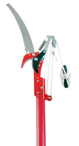 Lawn & Garden  14 in. L Steel  Raker Tooth  Tree Pruner