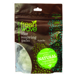 Fresh Wave Natural Scent Odor Removing Packs 4.5 oz. Beads