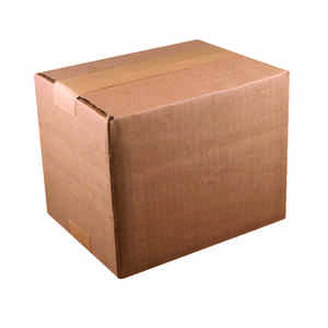 ShurTech  16 in. H x 12.5 in. W x 12.5 in. L Cardboard  Moving Box  1 pk