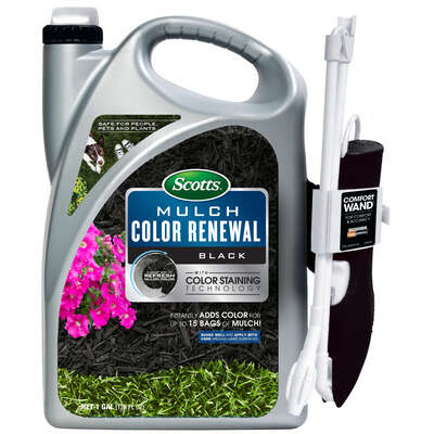 Scotts  Black  Mulch Color Renewal