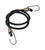 Keeper  Black  Bungee Cord  40 in. L x 0.374 in.  1 pk