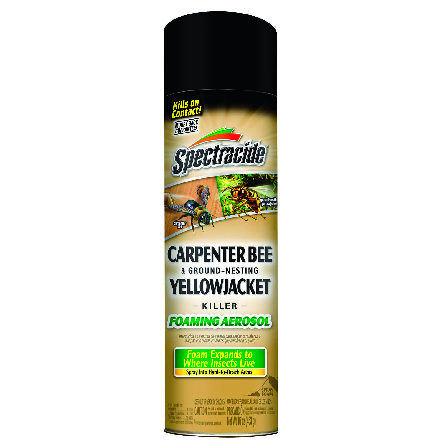 Spectracide  Foam  Insect Killer  16 oz.
