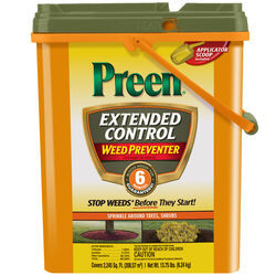 Preen Extended Control Weed Preventer Granules 13.75 lb.