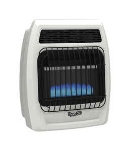 Dyna-Glo  300 sq. ft. 10000 BTU Natural Gas/Propane  Wall Heater