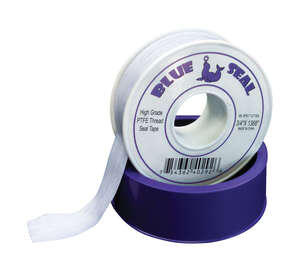 Blue Seal  Purple  1368 in. L x 3/4 inch  W Thread Seal Tape  0.2 oz.