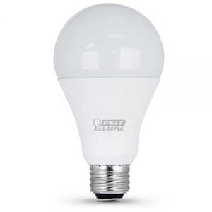 FEIT Electric  Performance  7/15/21 watts LED Bulb  800/1500/2200 lumens Soft White  50/100/150 Watt