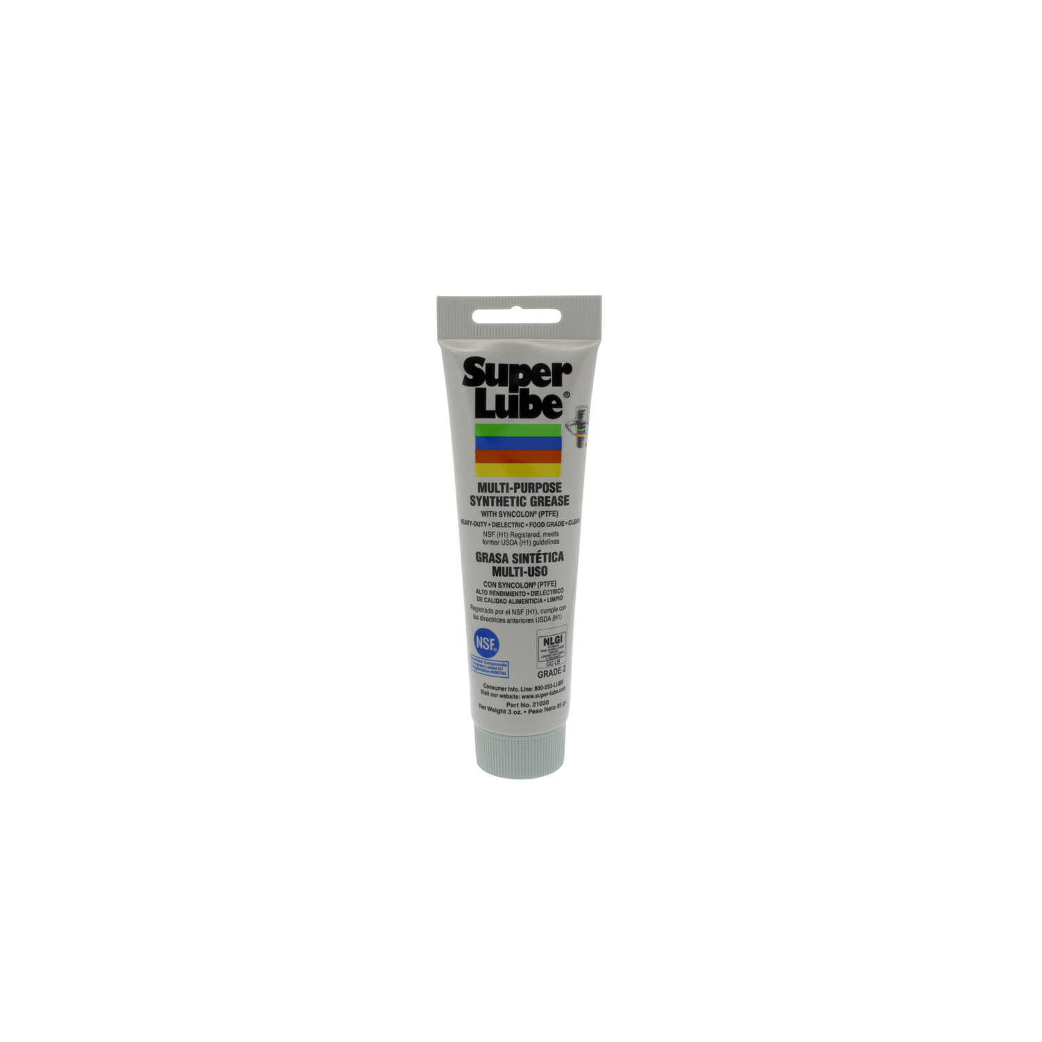 Super Lube  Synthetic  Grease  3 oz. Tube