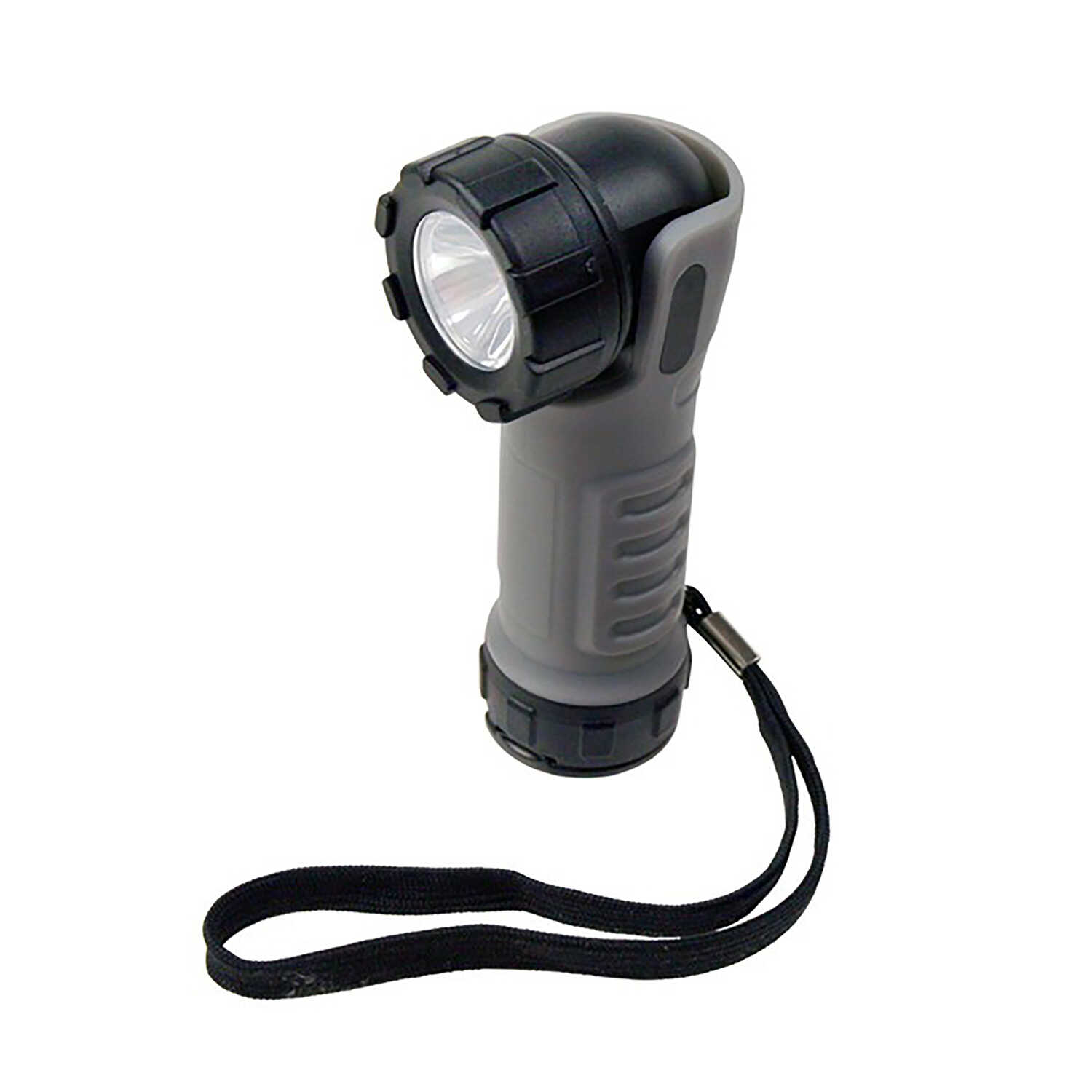 Dorcy  Pro Series  187 lumens Black/Gray  LED  Work Light  AAA