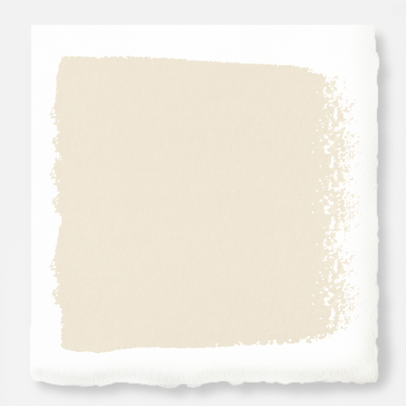 Magnolia Home  by Joanna Gaines  Eggshell  Carter Cr�me  U  Acrylic  8 oz. Paint