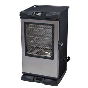 Masterbuilt  Sportsman Elite 30 in.  Electric  Black  Smoker