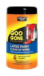 Goo Gone Latex Paint Remover 50 pk